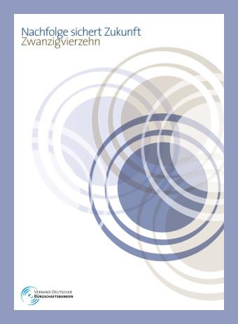 Verband Deutscher Bürgschaftsbanken e.V. Verbandsbericht 2014