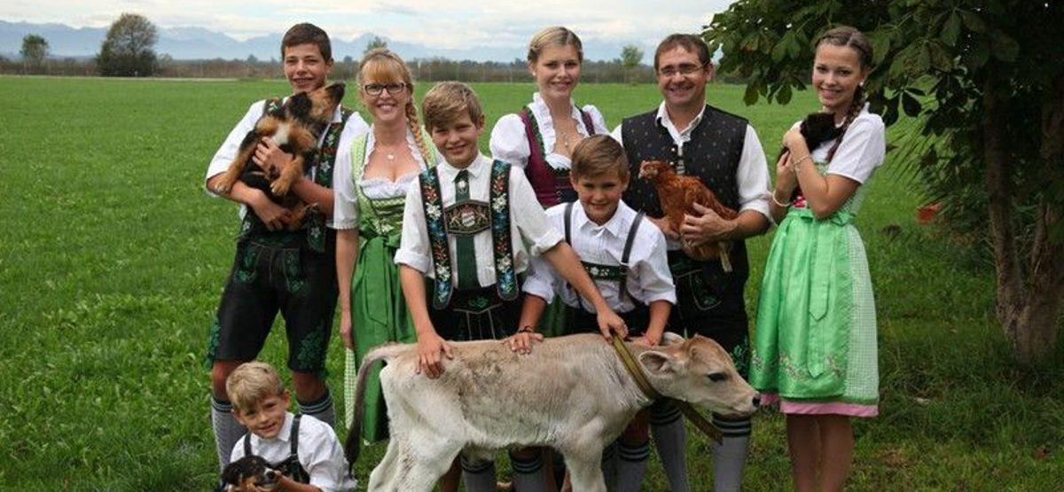Fischerhof Bayern Familie
