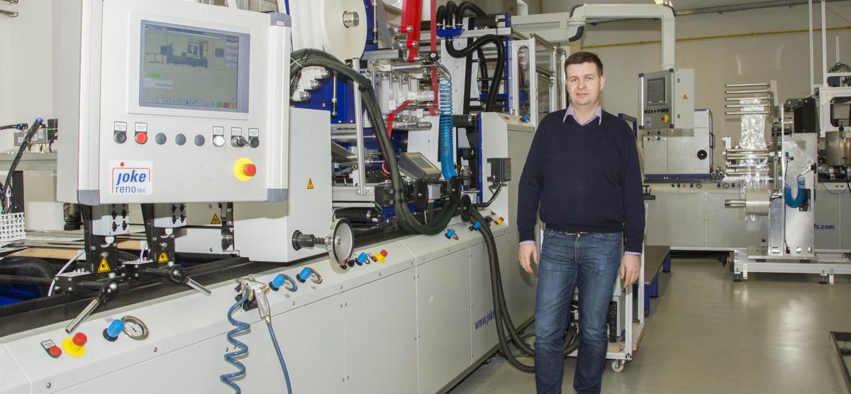 Karl Verpackungen GmbH, Kraftsdorf