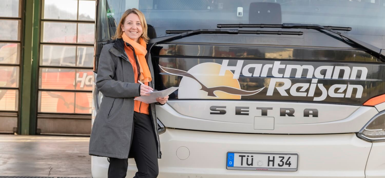 E. Hartmann Reisen OHG, Rottenburg am Neckar